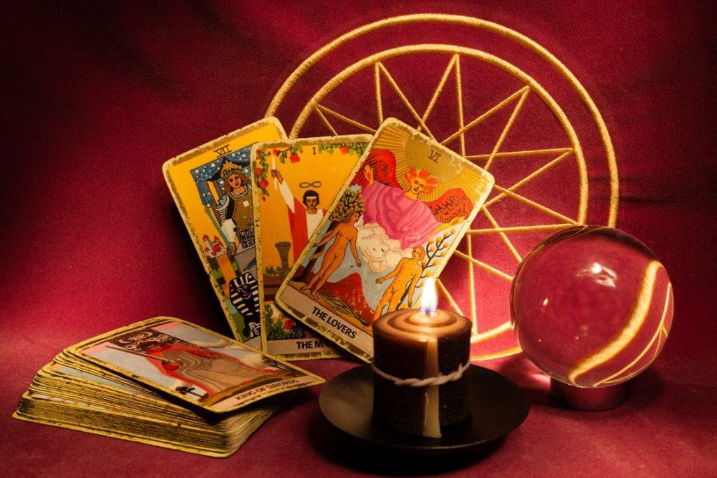 Tarot Online Gratuit